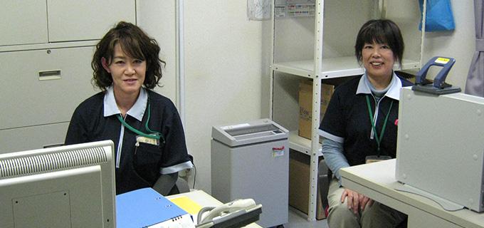 在宅介護支援センター介護スタッフ